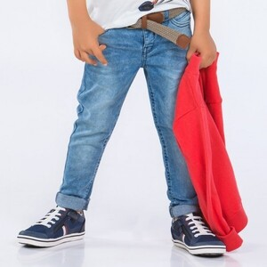 MAYORAL SPODNIE JEANS SUPER SLIM FIT 3536-80
